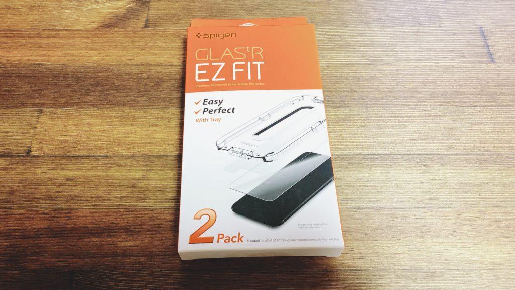 Spigen EZFit 本体