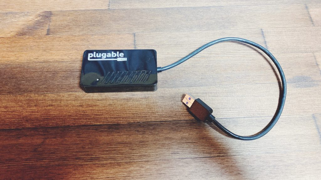 Plugable ディスプレイアダプター2