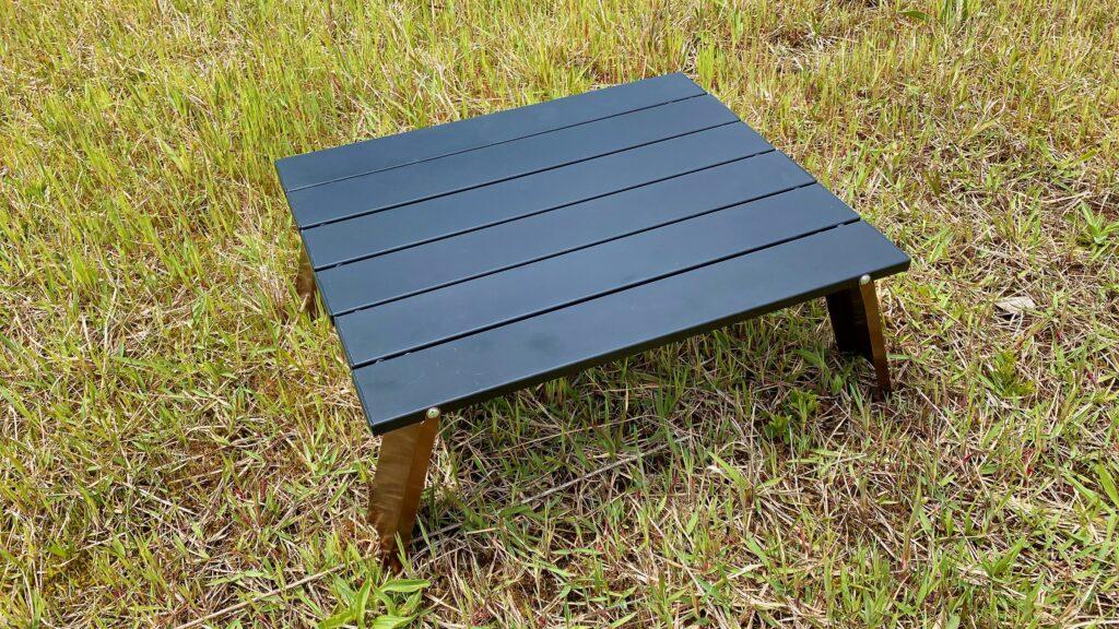 fieldoorのアルミローテーブル